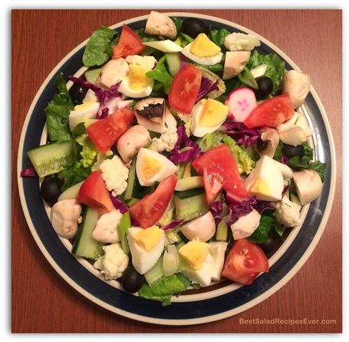 Best Summer Salad Ever