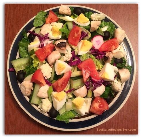 Best Summer Salad Ever