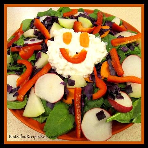 Halloween Salads