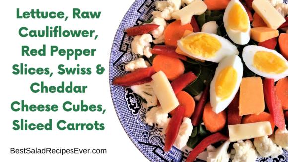 Best Delicious Summer Green Salad Recipe